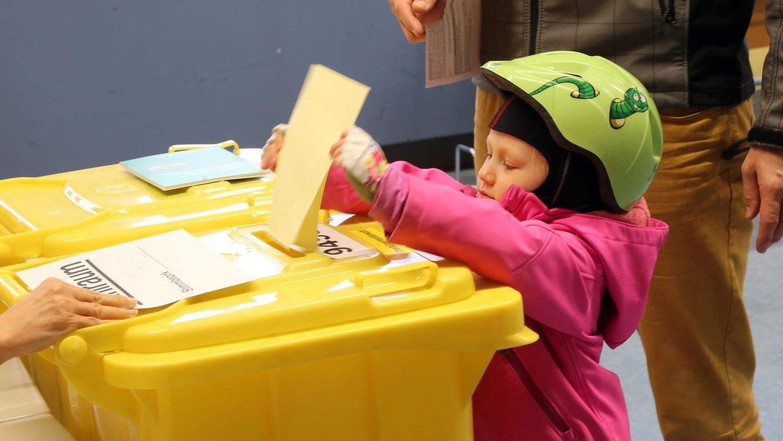 Bei der Kommunalwahl sind viele Stimmen zu verteilen: 70 allein für den Nürnberger Stadtrat.