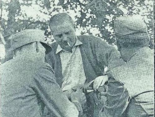Der Dreifachmord zweier Betrüger beherrschte im Jahr 1958 die Schlagzeilen. In der abgebildeten Ausgabe der Nürnberger Nachrichten berichtete die Redaktion über die Suche nach der Leiche von Elisabeth W.