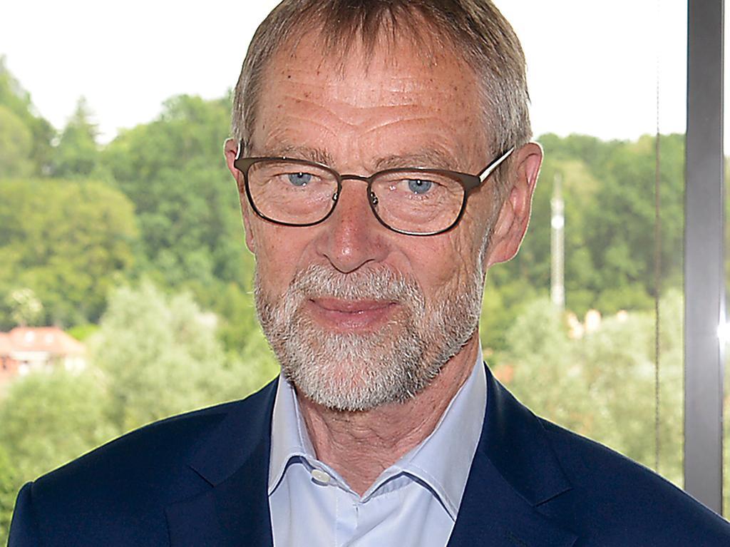 Johannes Schalwig, Bürgermeister Heroldsberg