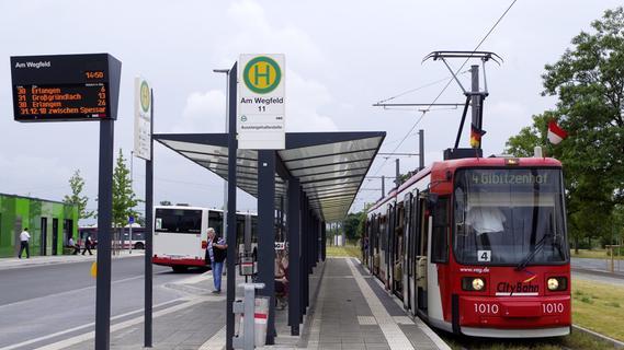 Straßenbahnlinie 4 fährt wieder häufiger