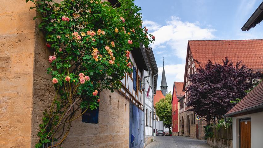 Rund 10.000 Tagestouristen besuchen pro Jahr die Königsstadt.