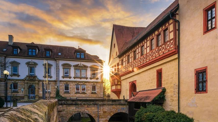 Aus Europa zieht es am meisten Touristen aus Frankreich (Platz 1), Holland (Platz 2) und England (Platz 3) nach Forchheim.