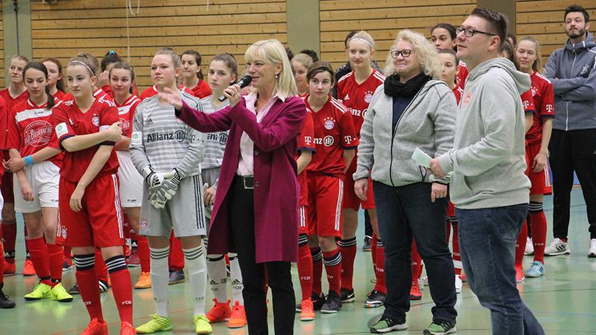 """""""Bayerische"""" der U17-Mädels ein voller Erfolg"""