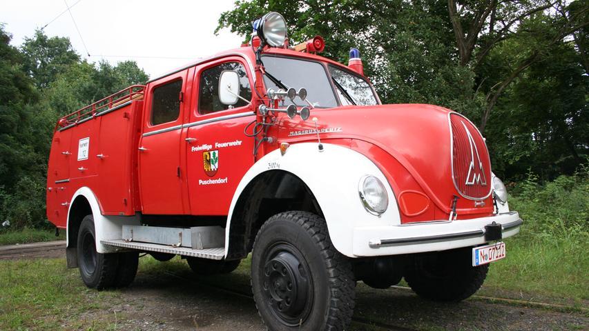 Mit Spezialauftrag: Diese Fahrzeuge sind in Nürnberg im Einsatz