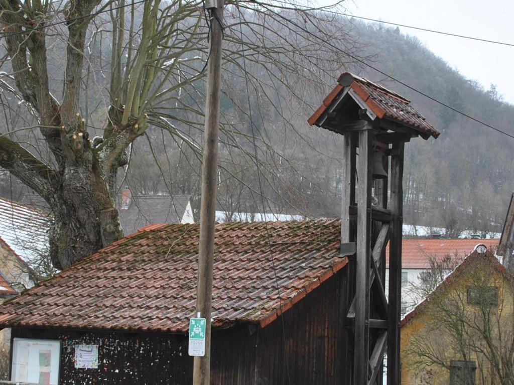Läutet in Urspring bald wieder die Glocke? - Pretzfeld - nordbayern.de