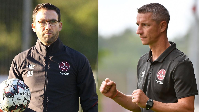 Dieses Duo soll den Club wieder zurück in die Erfolgsspur setzen: Boris Schommers und Marek Mintal.