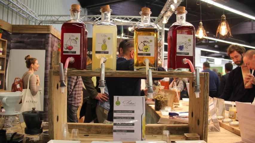 Bier, Brot, Müsli: Ein Streifzug über die Biofach in Nürnberg
