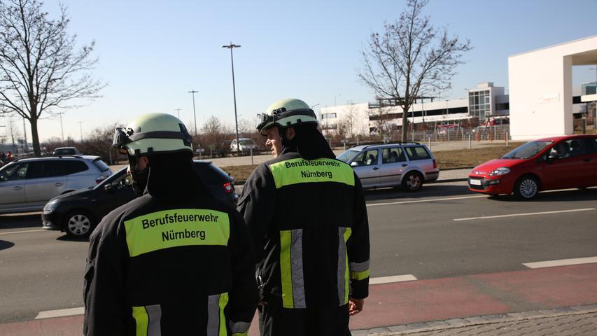Bombe in Nürnberg gefunden: Gebiet weiträumig abgesperrt