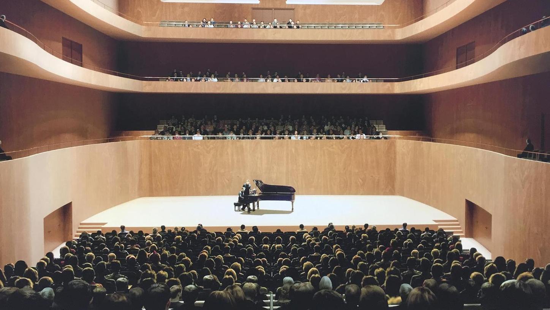 Nürnberg: Vorzügliche Akustik: Neues Konzerthaus in der