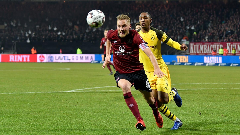 Hanno Behrens und sein FCN haben sich gegen Dortmund teuer verkauft. Ein Sieg sprang gegen den Tabellenführer nicht heraus, auch wenn der Club-Captain durchaus Chancen hatte.
