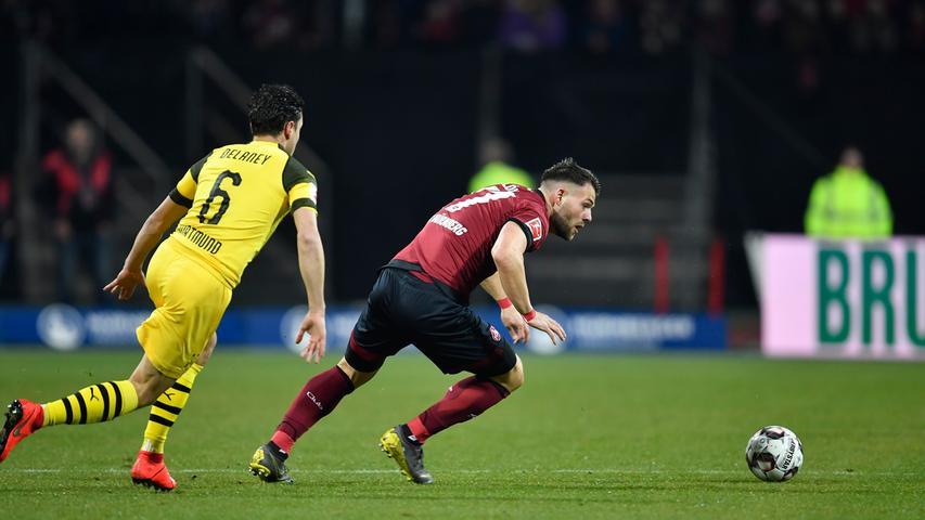 Mathenia sticht heraus: Gute Club-Noten für den Dortmund-Punkt