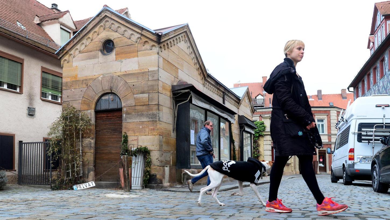 Vier Jahre lang war hier ein Upcycling-Laden zu finden. Inzwischen mietet der Altstadtverein das Häuschen in der Waagstraße.