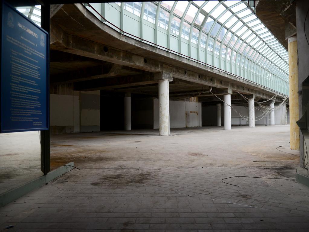 FOTO: Hans-Joachim Winckler DATUM: 22.2.1019.MOTIV: Das ehemalige City-Center wird zum neuen Shopping-Zentrum Flair von Grund auf umgebaut