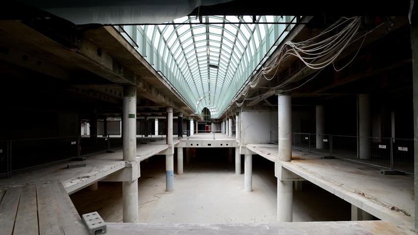 Neue Einkaufswelt: Fürther City-Center wird zum