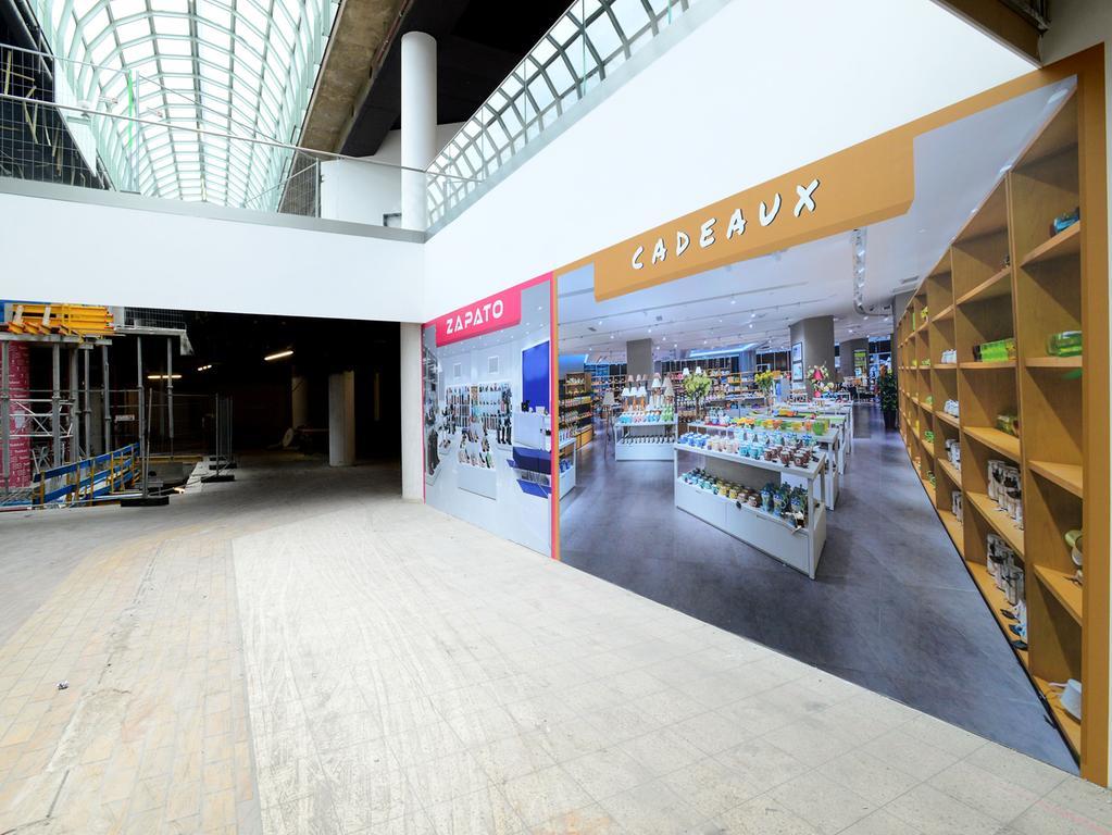 FOTO: Hans-Joachim Winckler DATUM: 22.2.1019..MOTIV: Das ehemalige City-Center wird zum neuen Shopping-Zentrum Flair von Grund auf umgebaut