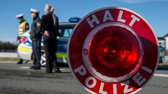 Ärger über Schwertransport: Amberger fuhr auf Polizisten los - Nordbayern.de