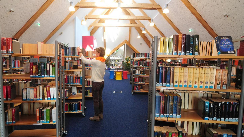 Die Pegnitzer Stadtbücherei ist modern und gut ausgestattet. Das sechsstellige Minus soll jetzt durch höhere Gebühren abgefangen werden.