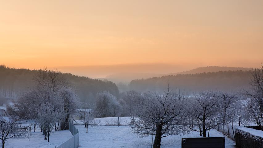 Raus in die Natur: Winterwanderungen in der Fränkischen Schweiz
