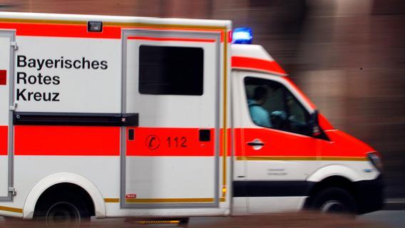 Schwerer Unfall bei Rothenburg: 79-Jährige stirbt nach Überholmanöver