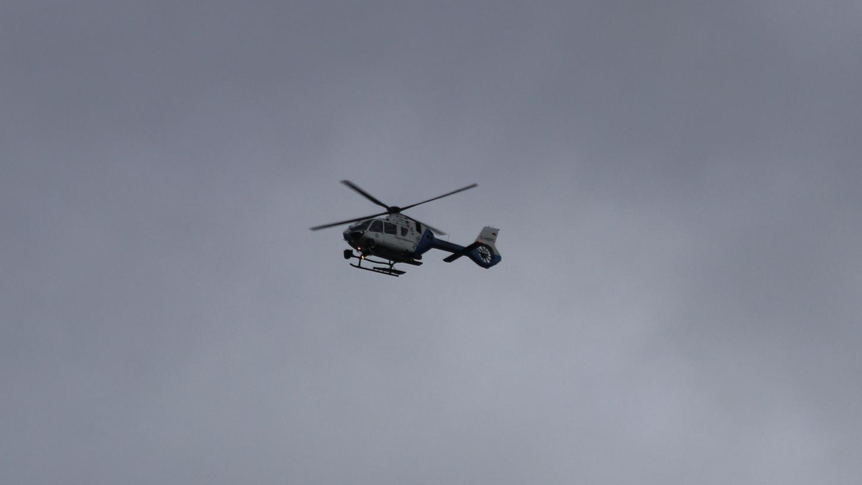 Darum stand ein Polizeihelikopter über dem Osten Nürnbergs