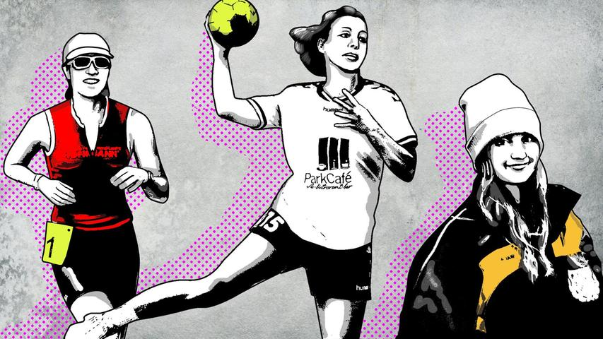 Forchheim Kersbach Sportliche Frauen Zuruckstecken Ist