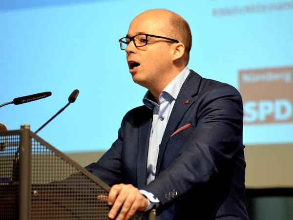Nürnbergs SPD-Vorsitzender Thorsten Brehm fordert für die VAG finanzielle Unterstützung vom Bayerischen Staat.