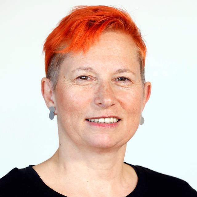 Portrait Gudrun Bayer