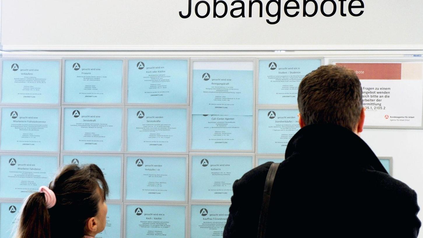 Bei den meisten Stellenanzeigen fehlen bislang konkrete Angaben zum Gehalt.