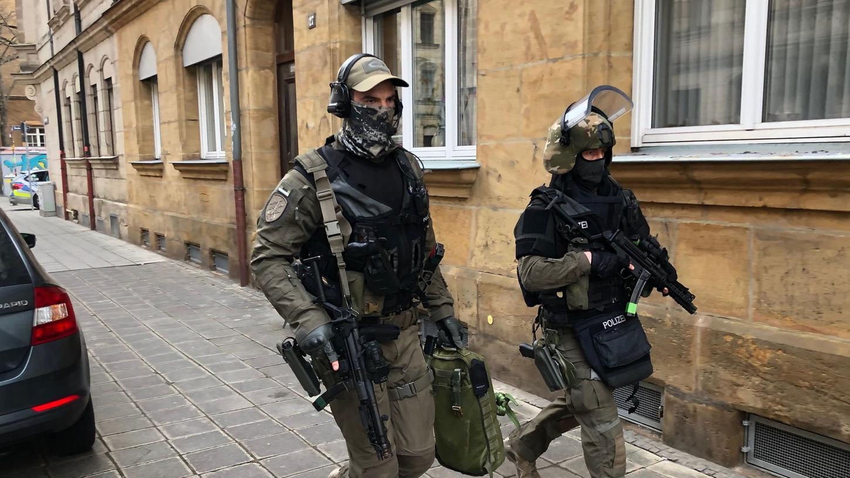 Am Dienstag herrschte große Aufregung im Nürnberger Stadtteil Gostenhof.