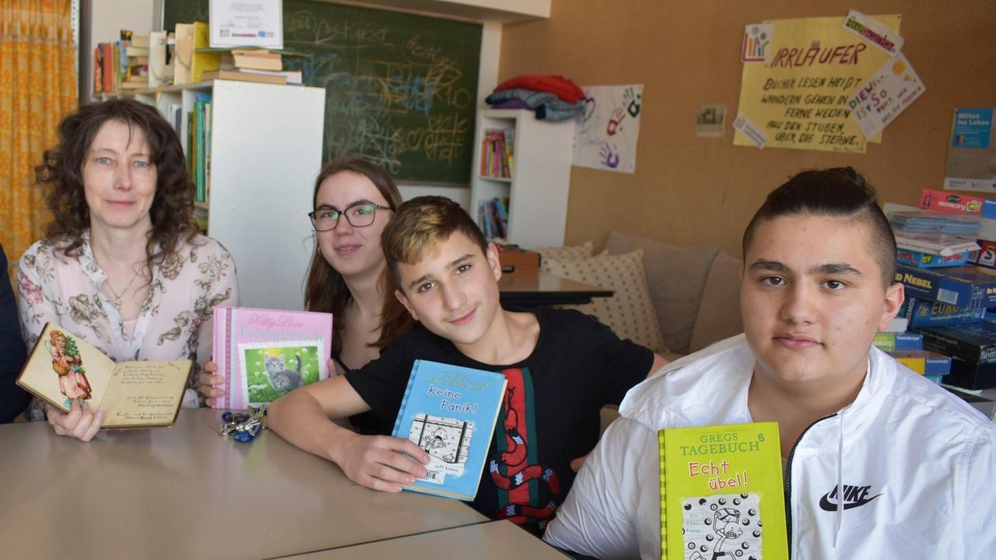Gräfenberg Gräfenberger Schüler Rappen Poesie Und Verfilmen