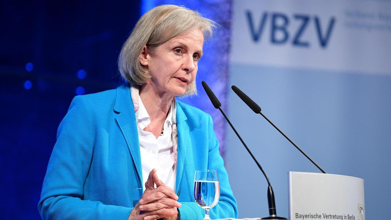 Ursula Münch, Direktorin der Akademie für Politische Bildung.
