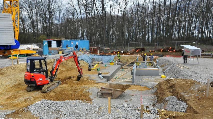 Neubau für Forchheims Top-Trinkwasser