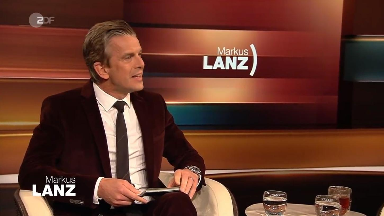 Markus Lanz hatte am Donnerstag unter anderem Markus Söder zu Gast in seiner Show.