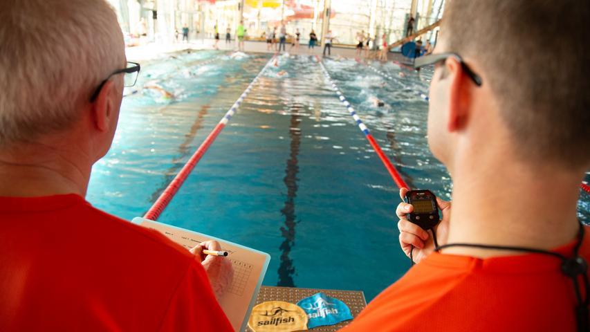 Swim and run, Forchheim Fotos: Felix Grampp; Datum: 31.03.2019
