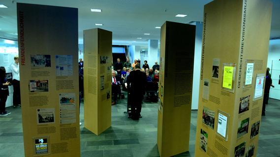 Neonazi unter Besuchern entdeckt: Referent bricht Führung ab