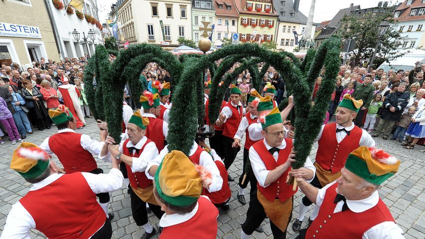 In Kulmbach wird Biertradition gehegt, gepflegt und gelebt.