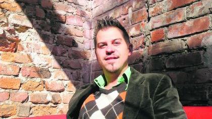 Ein Herz für Subkultur: «Artelier»-Chef Laurentiu Feller.