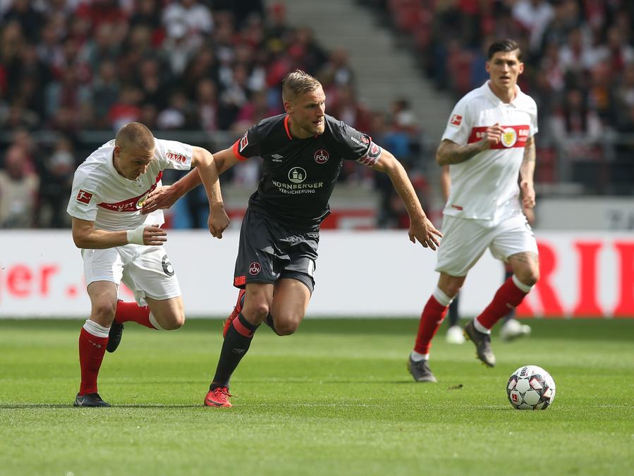 Die Anforderung für das Stuttgart-Spiel: Hanno Behrens und sein Team müssen - ähnlich wie in der Vorsaison - mehr Durchsetzungsvermögen gegen den VfB zeigen.