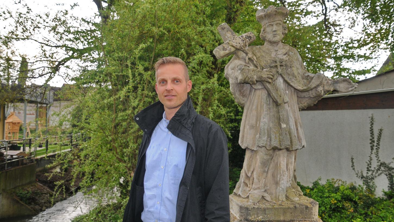 Holger Bezold, Bürgermeister von Dormitz