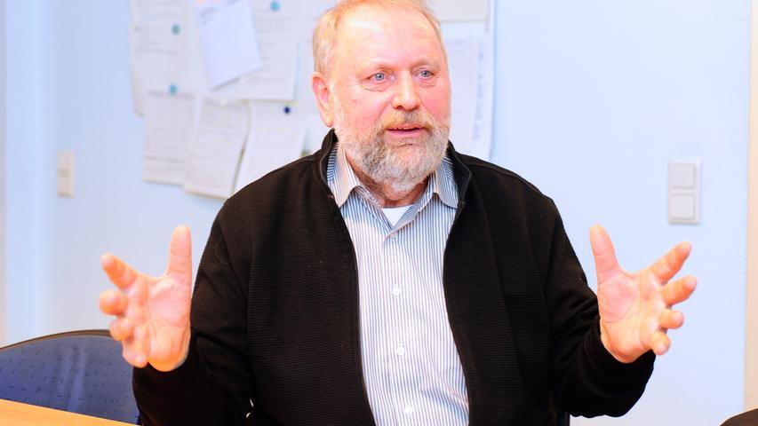 Franz Josef Kraus kehrte dem Bürgermeisteramt in Ebermannstadt (Landkreis Forchheim) erst 2014 den Rücken, nachdem er 24 Jahre im Amt gewesen war.