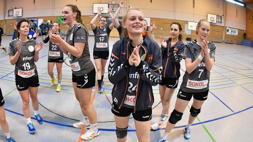 Forchheims Handballfrauen sind Meister