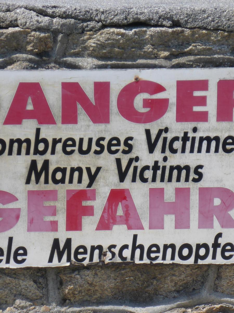 Gesehen in der Bretagne.