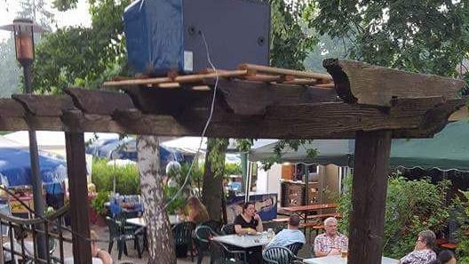 Ob urig oder modern, auf dem Berg oder nah am Wasser - in Franken locken verschiedenste Biergärten hungrige und vor allem durstige Gäste an. Wir haben unsere Leser gebeten, für ihre Lieblings-Biergärten abzustimmen.  Der  Biergarten Geflügelhof ist in unserem Online-Voting auf Platz 21 gelandet. Bis zu 200 Personen finden in dem Biergarten Platz, der im Sommer viele Schattenplätze bietet.