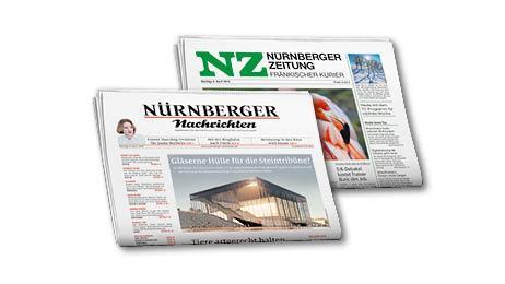 Eine sinnvolle Anschaffung wäre natürlich auch ein Abonnement der Nürnberger Nachrichten. Mit 90 Millionen Euro könnte man sich gleich 2,25 Millionen Monate sichern.