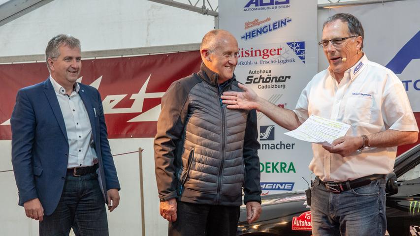 Start am Palm Beach; Oldtimerfestival in SteinSP Metz-Rallye-Classic - Oldtimerfestival in Stein Teil