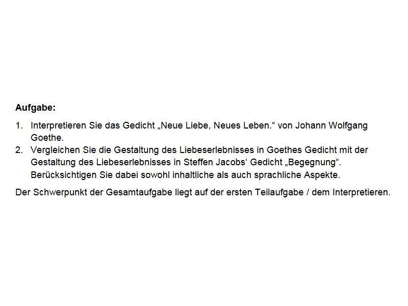 Fach: Deutsch
