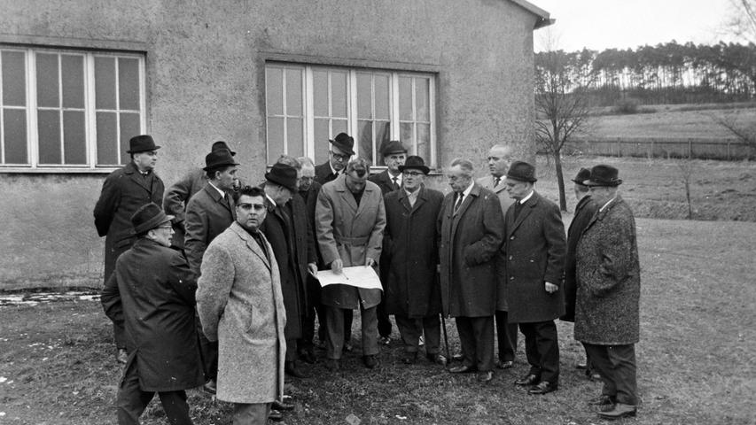 Vor 50 Jahren hat die Stadt Pegnitz das Gelände des ehemaligen Bergwerks