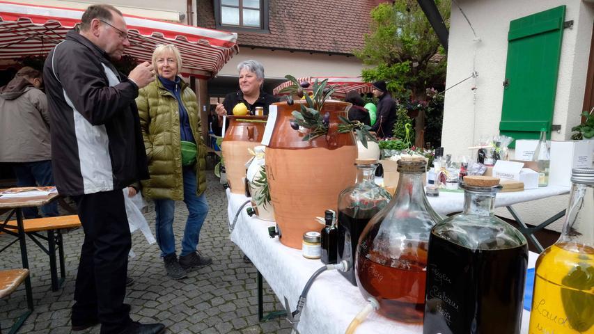 Hüpfburg, Gemüse und Traktoren: Tag der offenen Tür im Knoblauchsland