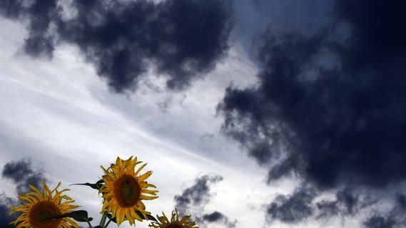 Hitzewelle unterbrochen: Weitere Gewitter in Franken erwartet