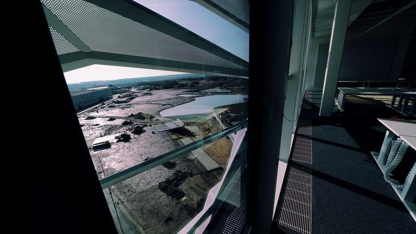 Motiv: Begehung adidas-Gebäude Arena, ADIDAS Zentrale Hauptsitz....Architektur....Foto: (C) André De Geare fuer NN / Herzogenaurach / 080219..